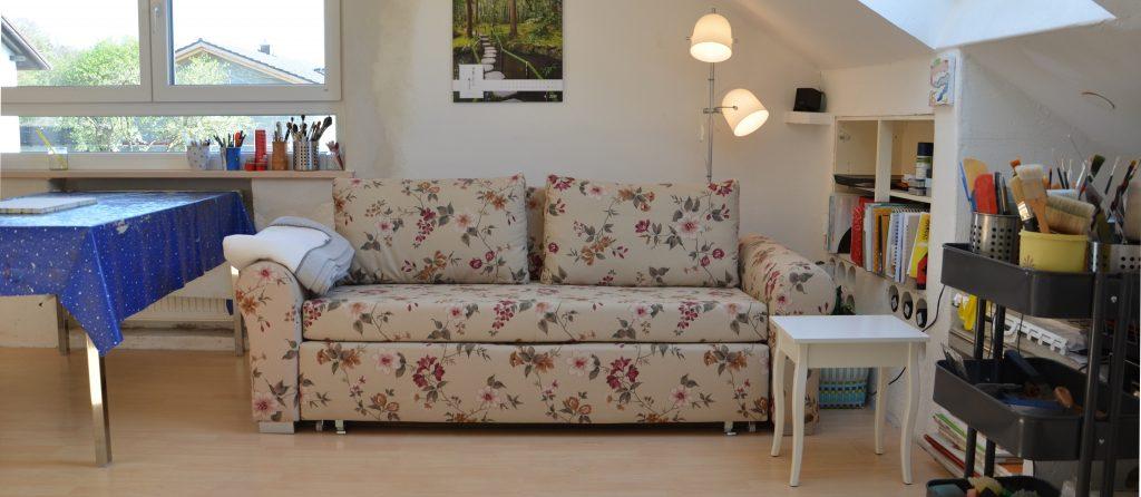 Praxis-Sofa